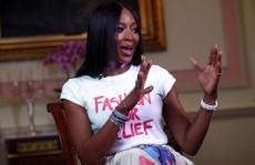 """Quỹ từ thiện của """"báo đen"""" Naomi Campbell bị nghi vấn"""