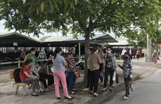 CÔNG TY TNHH MAY QUỐC TẾ GLEECO VIỆT NAM: Công nhân khốn đốn vì doanh nghiệp nợ BHXH