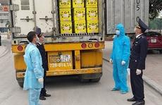 Tổng cục Hải quan 'hoả tốc' chỉ đạo thông quan hàng hoá ở tâm dịch Bắc Giang, Bắc Ninh