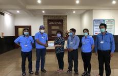 Đà Nẵng: Thăm hỏi, động viên công nhân bị tai nạn lao động