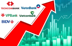 Cổ phiếu ngân hàng không còn rẻ