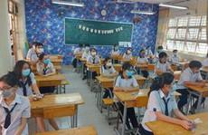 Sở GD-ĐT TP HCM ra văn bản khẩn về hoàn tất chương trình năm học
