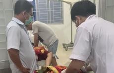 2 bé trai đuối nước tử vong thương tâm ở hồ Trị An