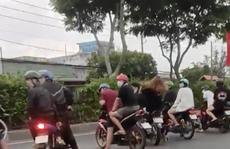 Bắt khẩn cấp 11 người liên quan vụ 'quậy tưng' Quốc lộ 22, gây xôn xao mạng xã hội