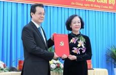 Phó Chánh án TAND Tối cao giữ chức Bí thư Tỉnh ủy An Giang