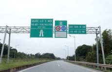 Bộ Tài chính lý giải việc thu phí cao tốc TP HCM- Trung Lương, Nội Bài - Nhật Tân