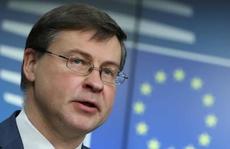 """EU hoãn phê chuẩn thỏa thuận đầu tư """"khủng"""" với Trung Quốc"""