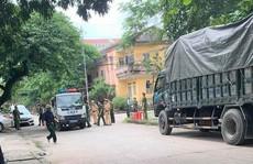 Phong tỏa khu phố quê vợ bác sĩ dương tính với SARS-CoV-2
