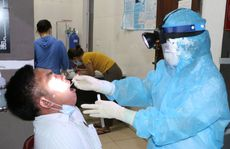 Xác định hơn 200 F1, F2 của 2 ca dương tính SARS-CoV-2 trong cộng đồng tại Hà Tĩnh