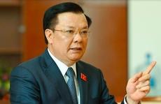 Bí thư Đinh Tiến Dũng lên tiếng về thông tin 'phong tỏa Hà Nội'
