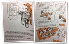 NXB Kim Đồng dừng phát hành 'Thành ngữ bằng tranh' do nhiều sai sót