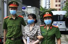 Nữ giám đốc Tài chính Nhật Cường nhắn nhủ chồng 'ra tù sẽ là người vợ tốt hơn'