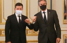 Mỹ - Ukraine tăng cường hợp tác quốc phòng