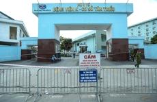 Khẩn cấp cách ly tập trung người đến khoa gan-mật-tụy tại Bệnh viện K từ ngày 27-4
