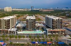 Giá căn hộ TP HCM tăng gần 15% sau một năm