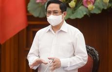Thủ tướng: Cần phát huy thành quả kinh nghiệm trong 3 đợt dịch vừa qua