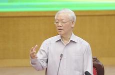 Tổng Bí thư Nguyễn Phú Trọng thân tình chia sẻ về 'ngậm ngùi tuổi Thân'