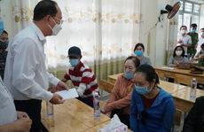 Vụ cháy làm 8 người chết: Lãnh đạo TP HCM thăm hỏi, chia buồn với gia đình nạn nhân