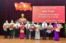 Đà Nẵng điều động ông Nguyễn Đình Vĩnh giữ chức Trưởng Ban tổ chức Thành ủy