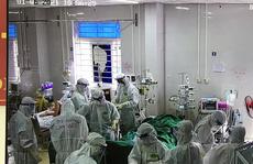 Thai phụ 26 tuổi mắc Covid-19 ở Bắc Giang phải can thiệp ECMO, dùng thuốc an thần