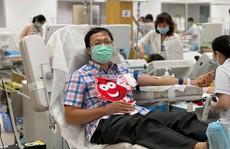 Lượng máu dự trữ tại TP HCM đã ổn định