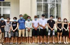 Khó tin với cảnh thác loạn của 13 nam, nữ ở Đồng Nai