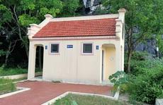 Nhà vệ sinh xây theo mẫu, huyện làm hết 300 triệu đồng, TP Thanh Hóa hơn nửa tỉ