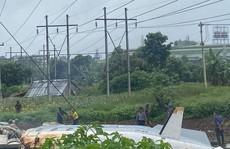 Myanmar: Máy bay quân sự gặp nạn, ít nhất 20 người thương vong
