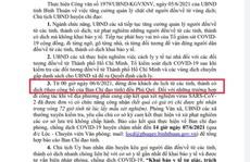 """Huyện Phú Quý có """"ngăn sông cấm chợ"""" trong phòng chống Covid-19 ?"""
