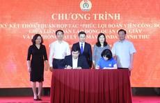 Hà Nội: Nhiều hoạt động cảm ơn người lao động