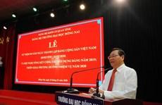 Kỷ luật cách chức Hiệu trưởng Trường ĐH Đồng Nai