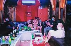 31 'dân chơi' tụ tập tới quán karaoke New 5 sao 'bay, lắc' giữa mùa dịch