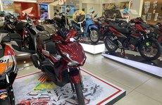 Nhiều mẫu xe máy hết 'chảnh'