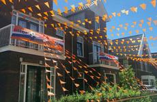 Thư Euro: Người Việt ở Hà Lan 'phủ cam' đón Euro
