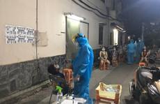 Nhân viên bảo trì mắc Covid-19, phong tỏa khu vực có 250 người dân