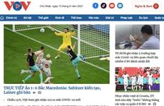 Báo điện tử Đài tiếng nói Việt Nam bị tấn công