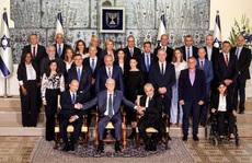 Chính trường Israel sang trang