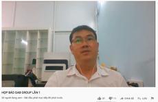 Ông chủ 'siêu doanh nghiệp' 500.000 tỉ đồng bất ngờ livestream, tuyên bố: 'Tôi không nổ, PR bản thân'