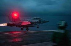 Nhóm tác chiến tàu sân bay Mỹ vào biển Đông
