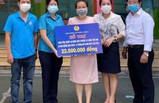 Chăm lo cho công nhân bị ảnh hưởng bởi dịch bệnh