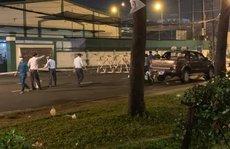 Một doanh nghiệp tại Khu công nghiệp Tân Tạo bị phong tỏa