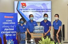 Đoàn viên thanh niên xung kích hành động cùng TP HCM chống dịch