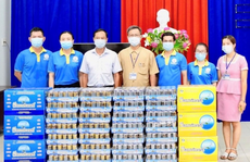Yến sào Khánh Hòa chung tay cùng cộng đồng đẩy lùi đại dịch Covid-19