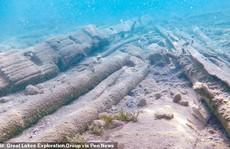 Mỹ: Tìm thấy con tàu bị 'nguyền rủa' sau 350 năm mất tích