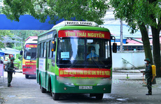 Gần 500 công nhân Bắc Giang không đến điểm xe đón, Thái Nguyên khẩn trương 'truy tìm'