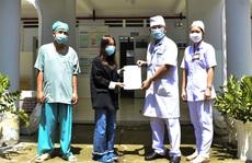 Ca mắc Covid-19 đầu tiên trong cộng đồng ở Bạc Liêu được xuất viện