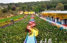 Lâm Đồng: Khu du lịch hoành tráng xây dựng trước, quy hoạch sau!