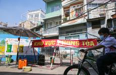 TP HCM: Phong tỏa một số khu vực ở Bình Tân, Hóc Môn