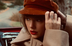 Taylor Swift sẽ thu âm lại siêu phẩm 'Red'