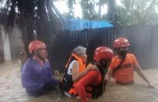 Bão Choi-wan ập vào Philippines, hướng tới biển Đông